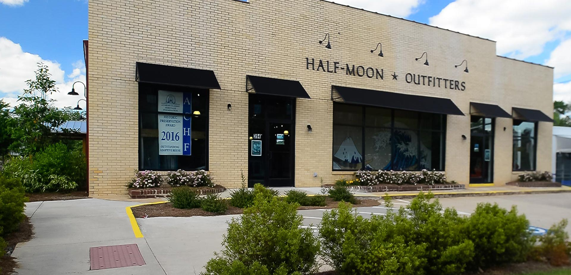 Half Moon Outfitters