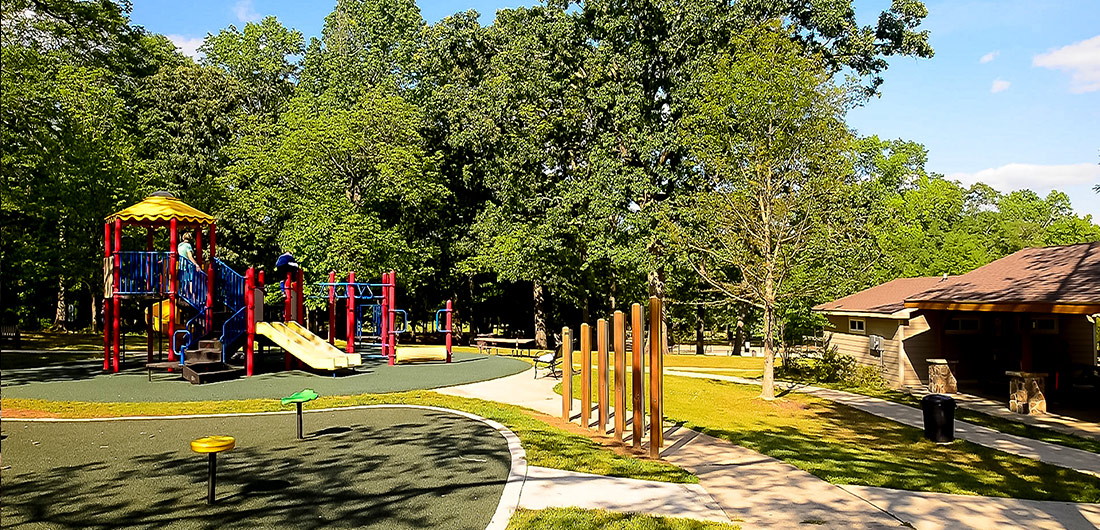 Pittard Park Playground and Pavilion