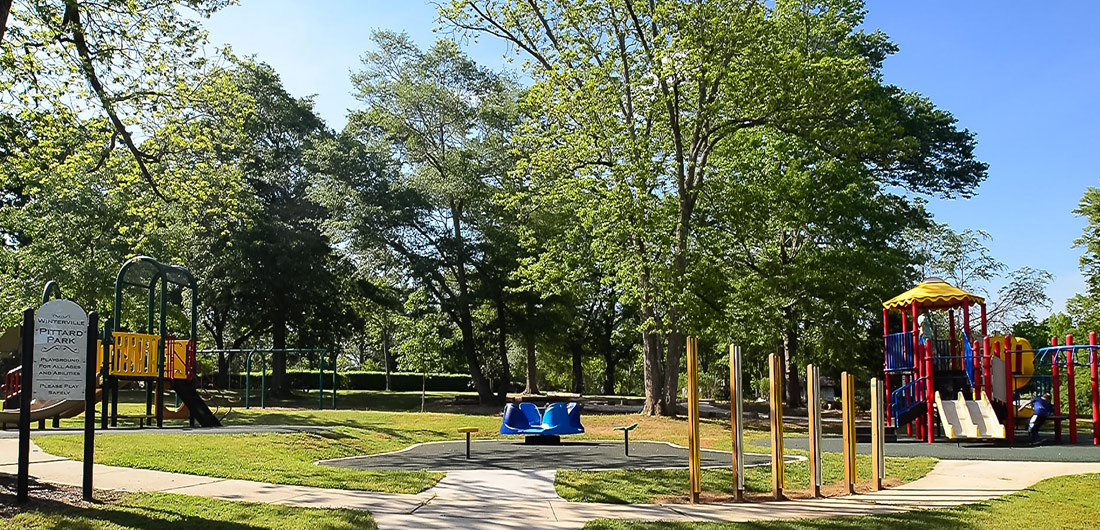 Pittard Park Playground