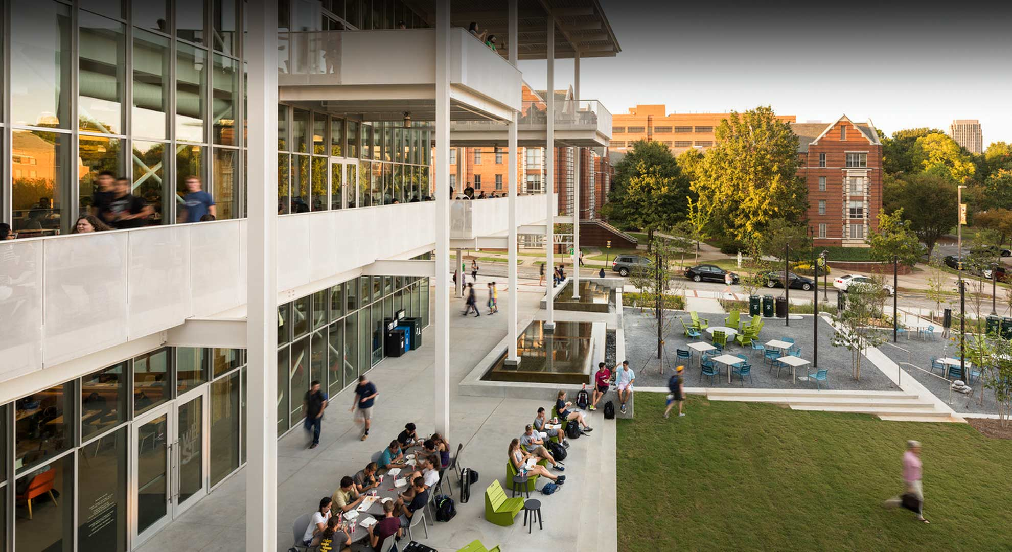 Georgia Tech Dining Commons
